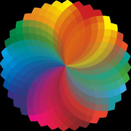 spectrum spirograph spirography apparatus spiral