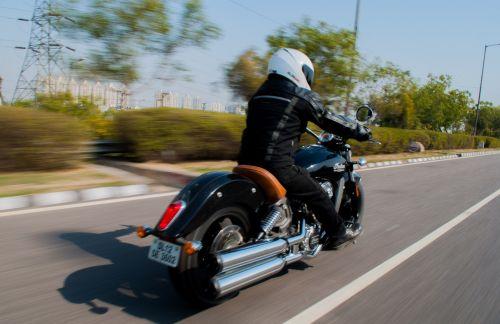 motorbike speed bike