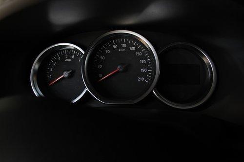 speed  dashboard  km