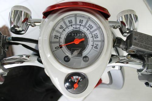 speed indicator speedometer tachometer