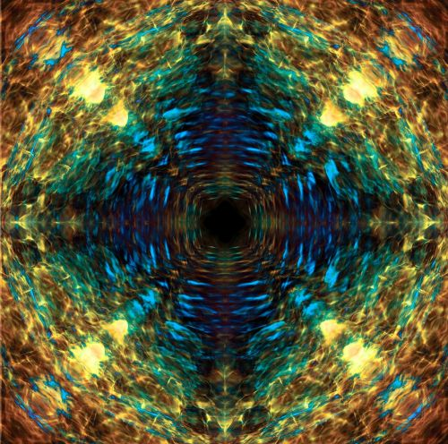 speed of light tunnel mandala