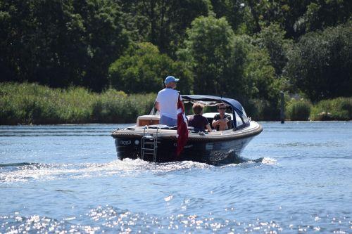 speedboat gita sea