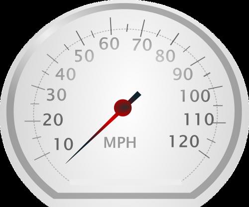 speedometer tachometer gauge