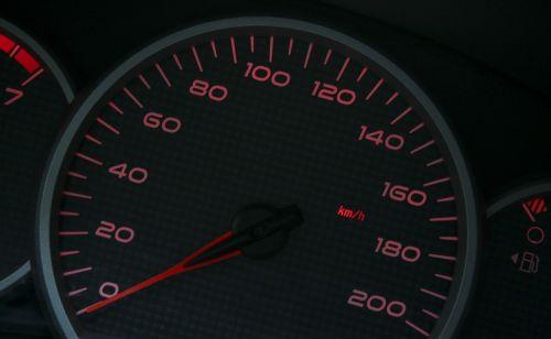 speedometer speed mileage
