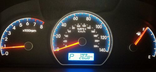 speedometer dashboard dashboard lights