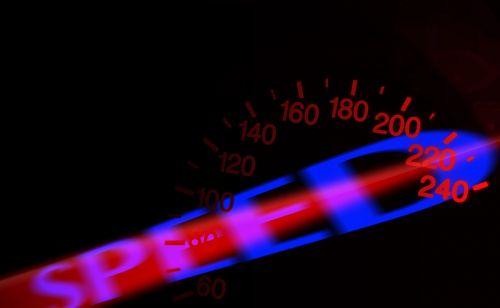 speedometer speedo rush