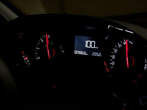 speedometer cockpit auto