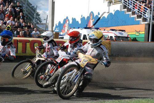 speedway slag race