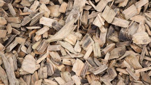 sawdust spehne wood