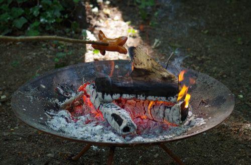špekačky meat toasting
