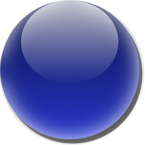 sphere the celestial sphere blue