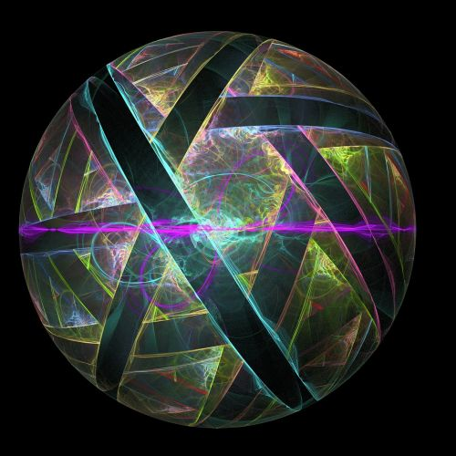 sphere ball fractal