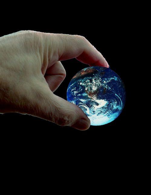 spherical planet ball