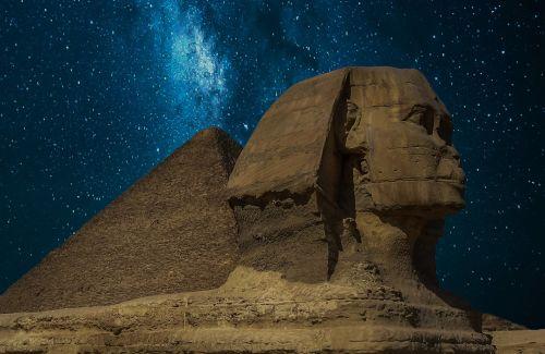 sphinx pyramid giza