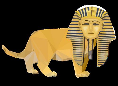 sphinx egypt pyramids