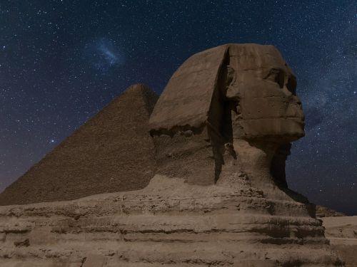 sphinx egypt landmark