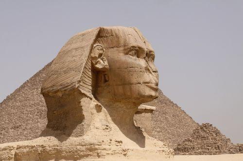 Sfinksas,piramidė,Egiptas