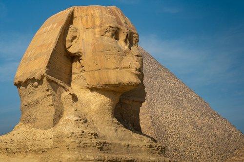 sphinx  egypt  monument