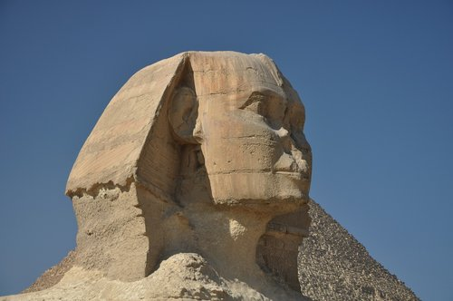 sphinx  egypt  story