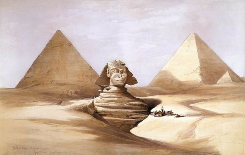 sphinx egypt weltwunder