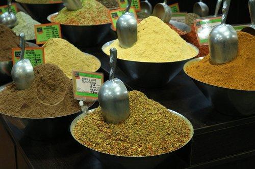 spice  barrel  market