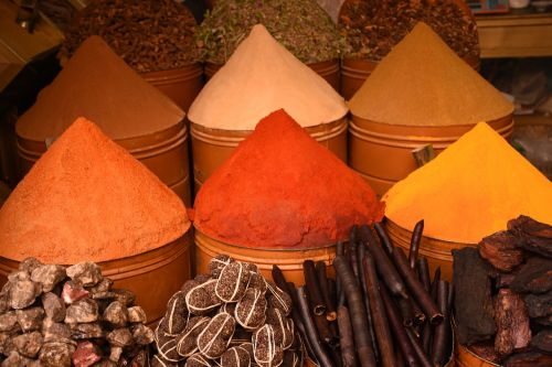 spice cone morocco