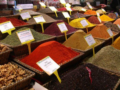 spices istanbul bazaar