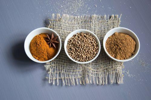 spices kitchen ingredients