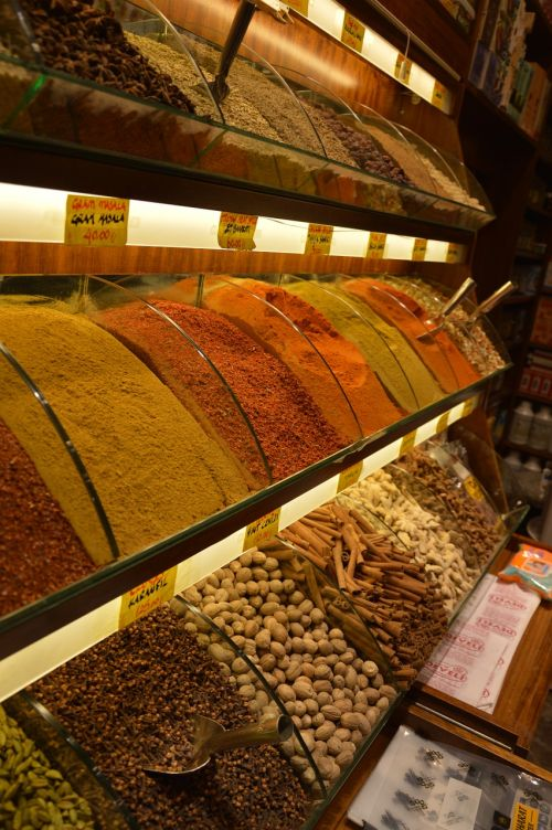 spices market istanbul