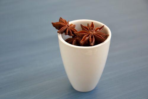 spices anise star anise