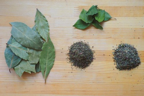 spices  cooking  ingredients