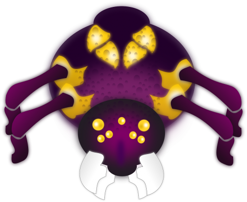 spider arachnid evil