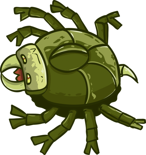 spider monster the enemy