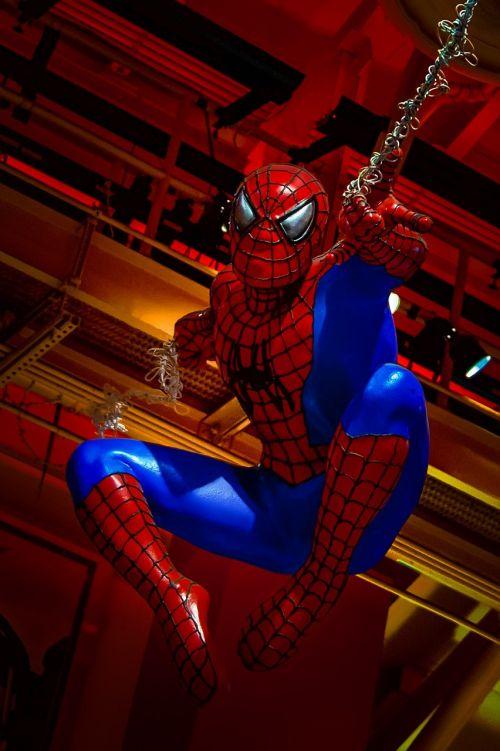 spiderman hero comic