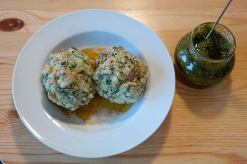 spinach dumplings dumpling specialty