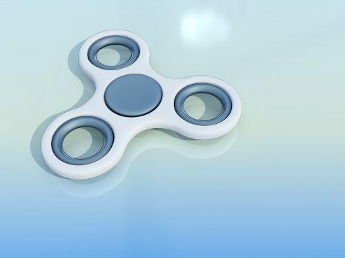 spinner spiner white spinner