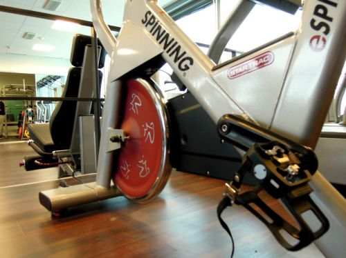 spinning cycling indoor cycling