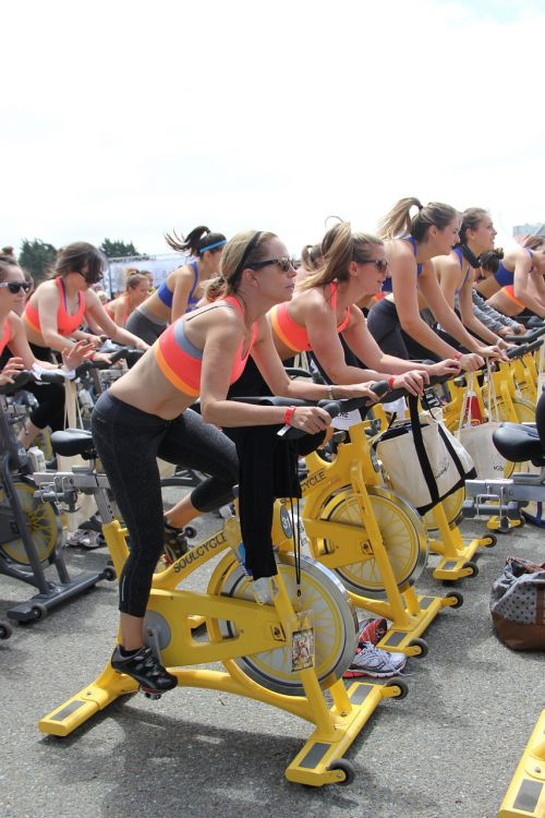 spinning cycling sport