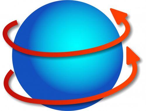 Spinning Ball Clipart