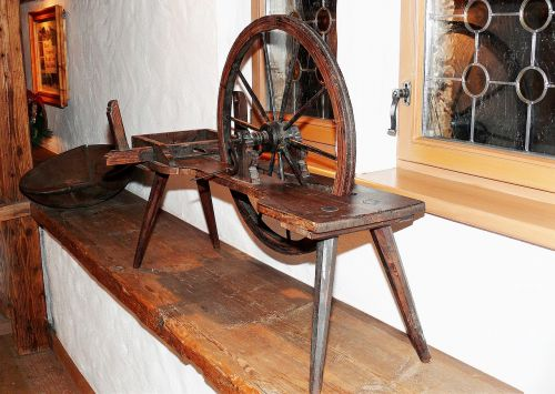spinning wheel old spinning wheel historically