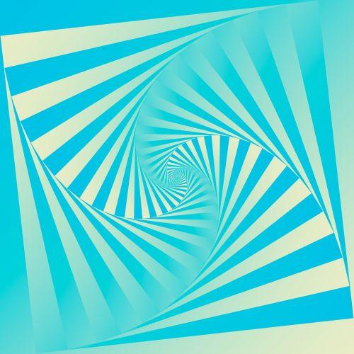 spiral pattern twisting