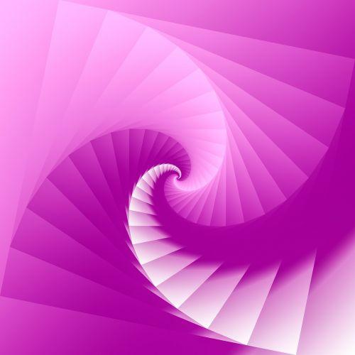 spiral texture twisting