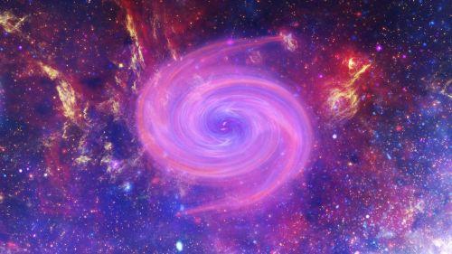 spiral strudel galaxy