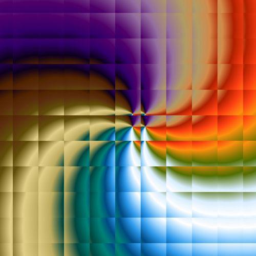 tapetai, spalva, spiralė, pagalvė, raudona, žalias, mėlynas, geltona, violetinė, fonas, menas, abstraktus, spiralinė pagalvė