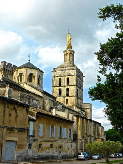 spire church tower