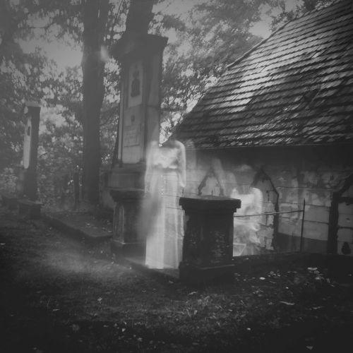 spirit cemetery church