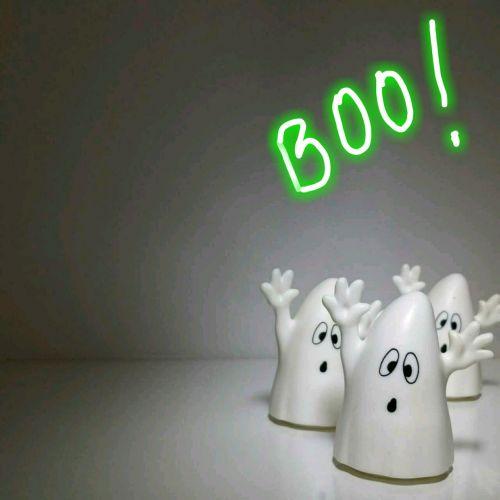 spirit ghost background