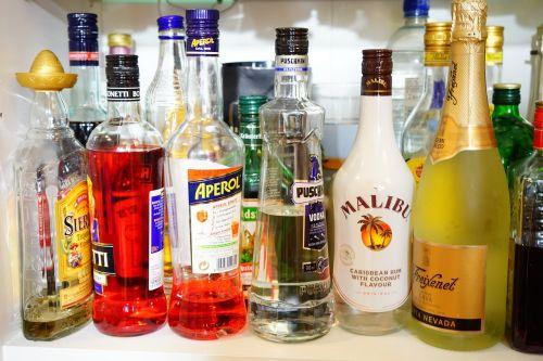 spirits beverages alcohol