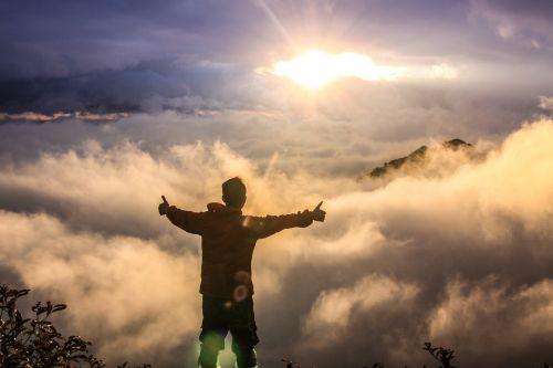 spiritual sun people