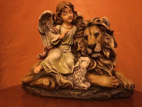 spirituality inner peace angels